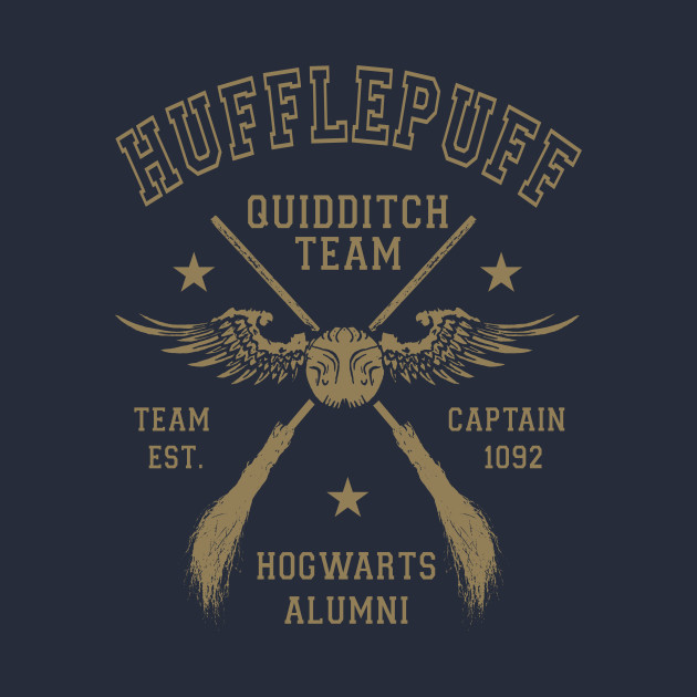 HufflePuff Quidditch Team Captain