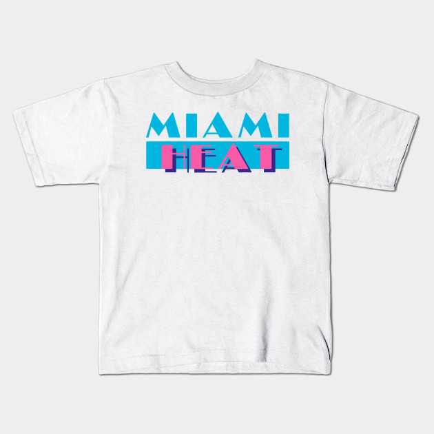 uk availability 33829 d803b Miami Heat in Miami Vice Style