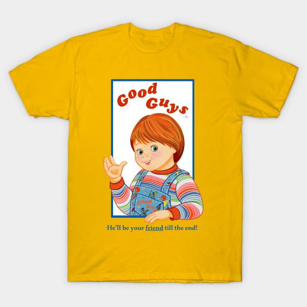 d67ba618a73f Child s Play - Good Guys - Chucky - Chucky - T-Shirt