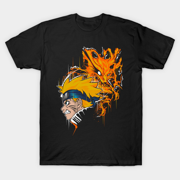 DEMON FOX T-Shirt-TOZ