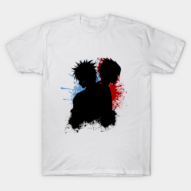 39f0c7a49 Naruto VS Sasuke - Itachi Uchiha - T-Shirt | TeePublic