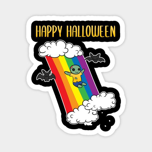 happy halloween kids zombie lustig fledermäuse lustiges