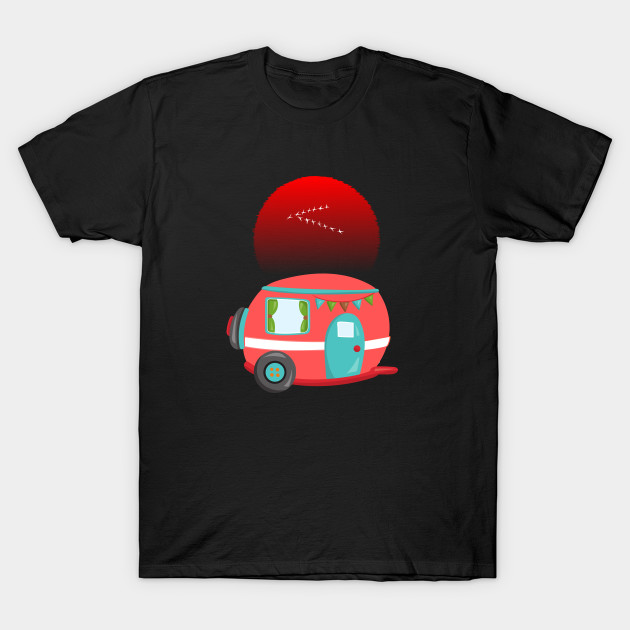 Just Want To Go Camping And Take Naps WOMENS T-SHIRT Tent Camper Gift birthday