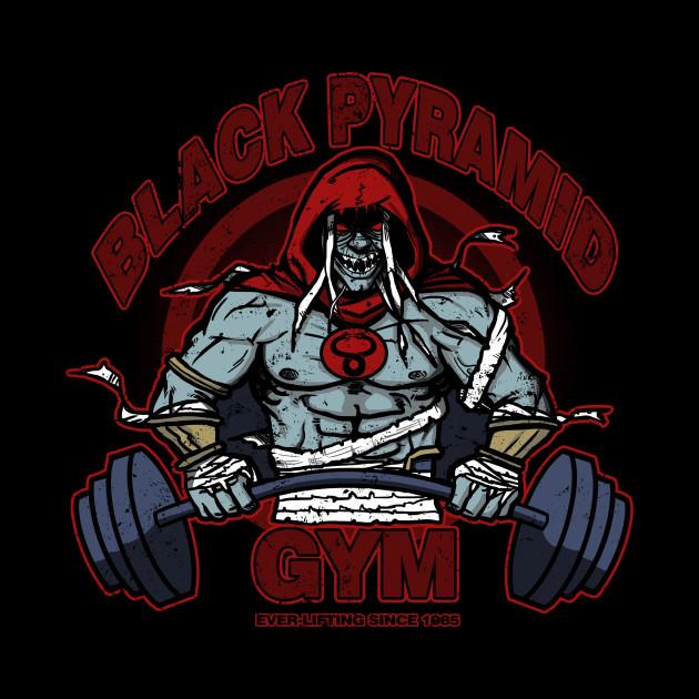 Black Pyramid Gym