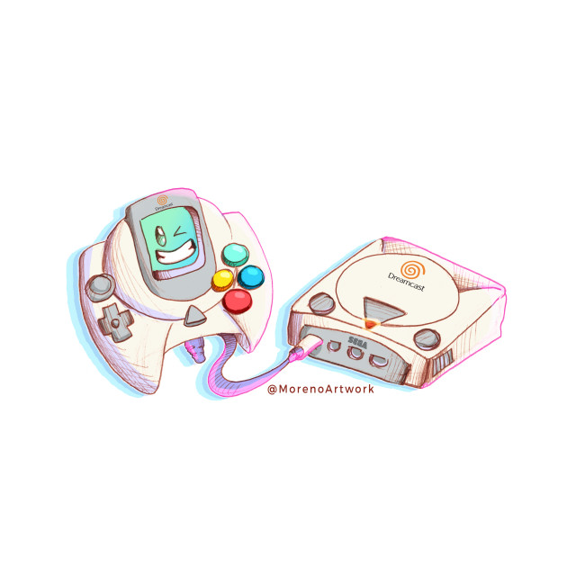 Dreamcast 20th Anniversary 9.9.99
