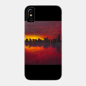 Skyline Phone Case