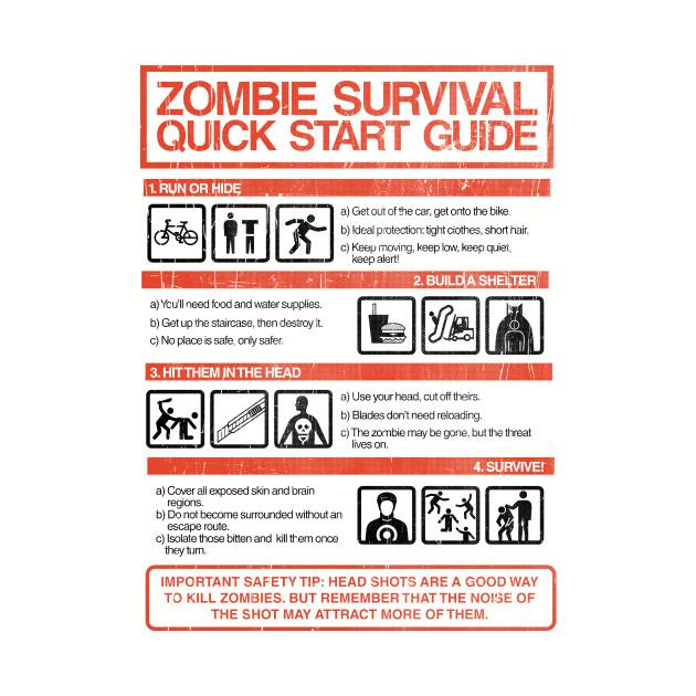 Zombie Survival - Quick Start Guide