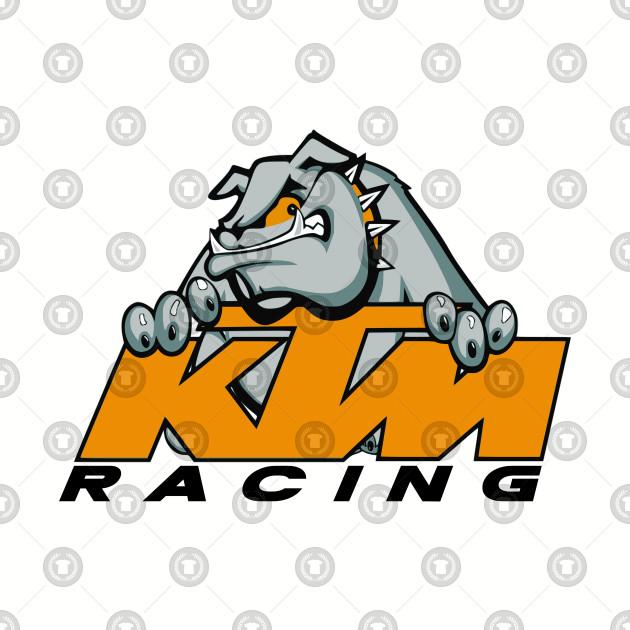 63d24916e KTM Racing Bulldog - Ktm - T-Shirt   TeePublic