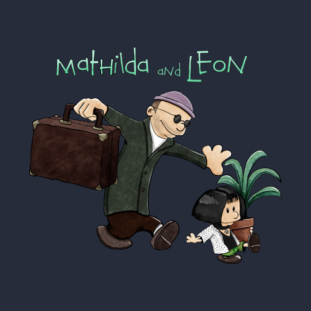 Mathilda and Leon