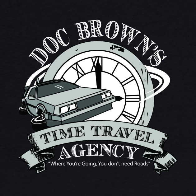 Doc Brown's Time Travel Agency