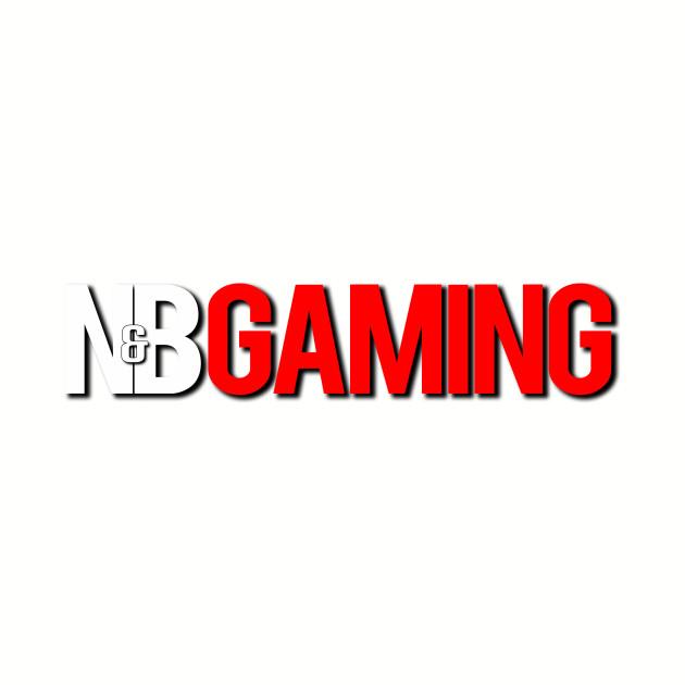 N&B Gaming Horizontal Logo