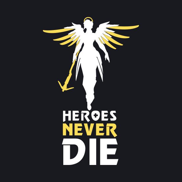 Heroes Never Die (Alternate)