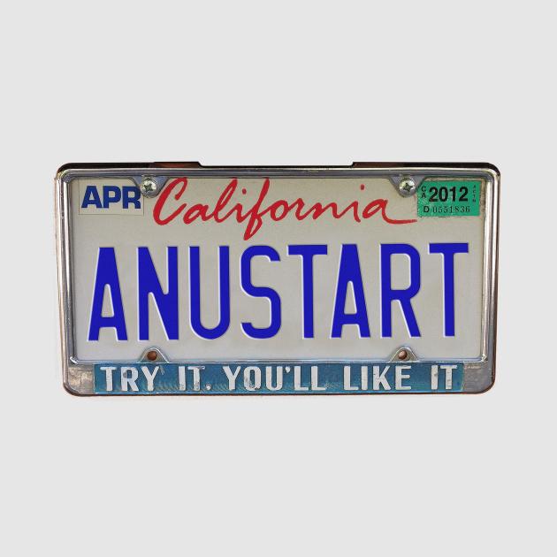 A New Start for Tobias - ANUSTART