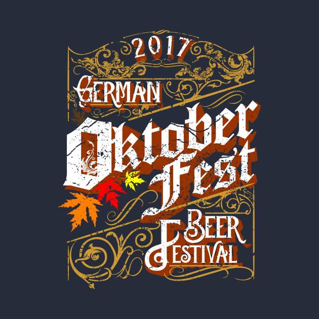 Vintage look Oktoberfest 2017