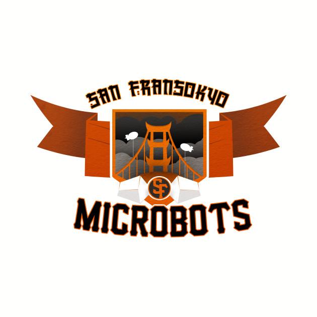 San Fransokyo Microbots