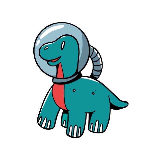 Space Dino Kids
