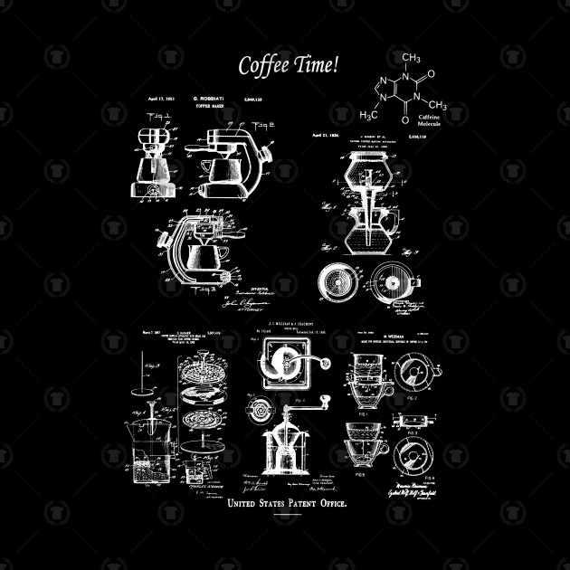 Coffee Lover Gift Coffee Maker Patents
