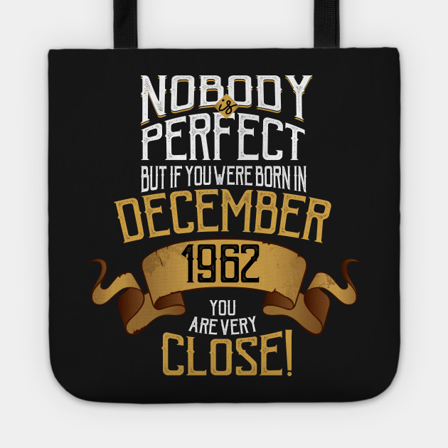 December 1962 Birthday Gift
