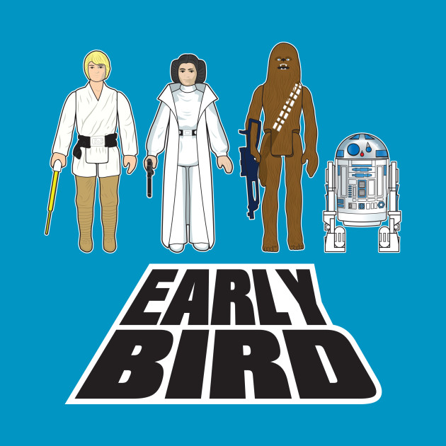 Early Bird Action Figures