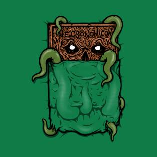 Pocket Necronomicon t-shirts