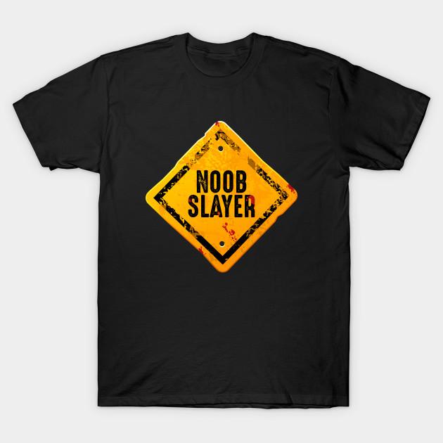 Kids T-Shirt Noob Slayer
