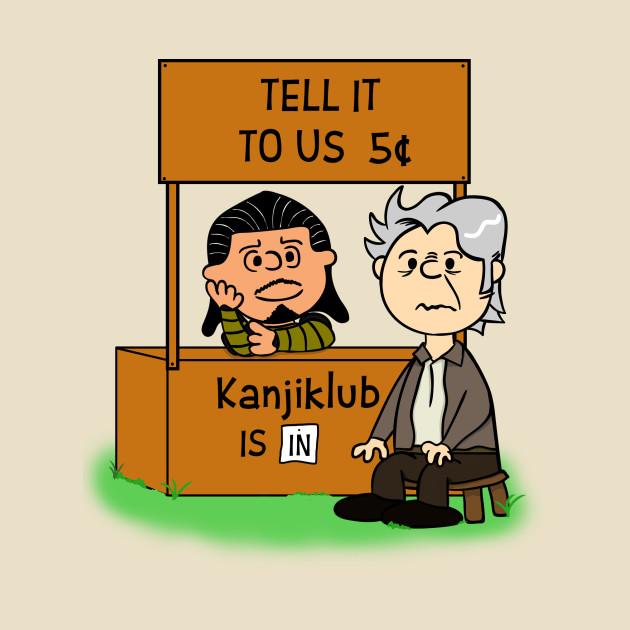 Tell That to Kanjiklub Charlie Brown!