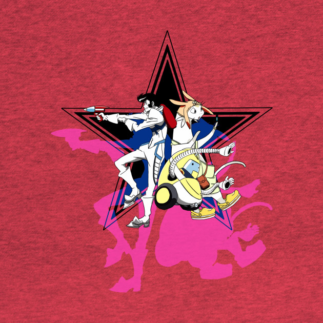 Space Dandy- Dandy Crew