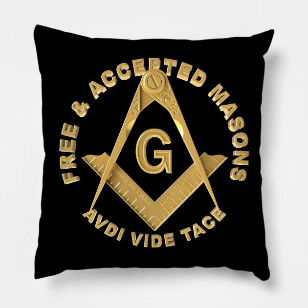 Free & Accepted Masons Masonic Freemason
