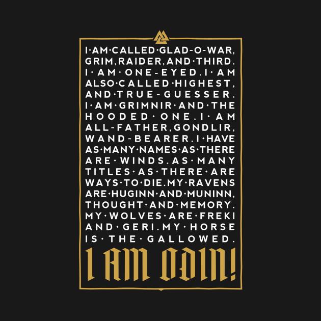 I am Odin - III