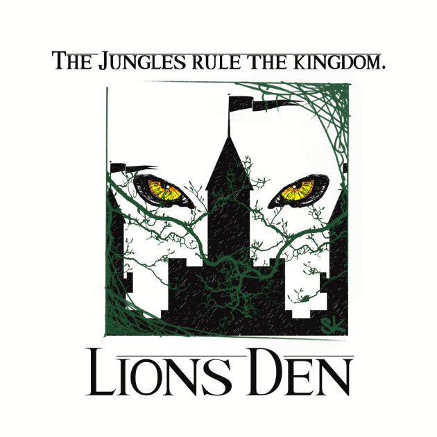 THE JUNGLES RULE THE KINGDOM