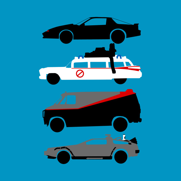 The Car's The Star: The 80s