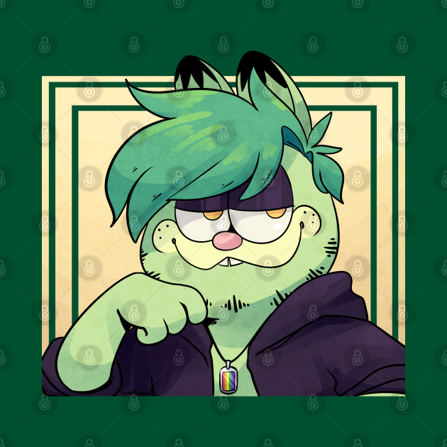 The Garfsona Nobody Asked For