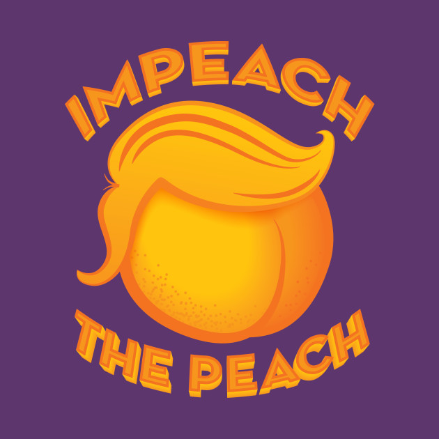 Image result for trump as a peach