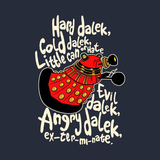 Hard Dalek (Soft Kitty Parody)