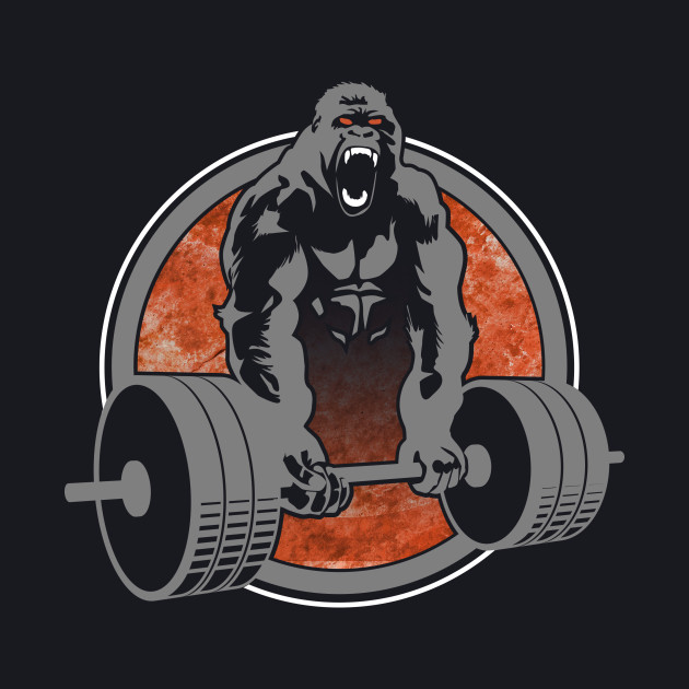 Gorilla Lifting Color