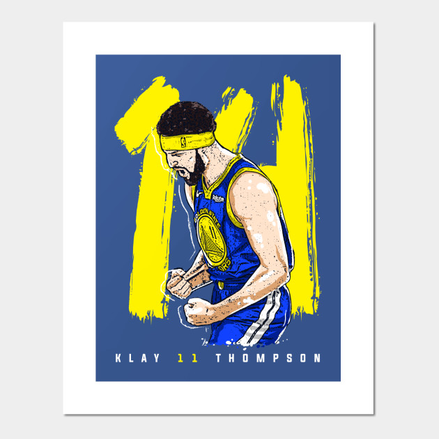 4600742a2 Klay Thompson - Klay Thompson - Posters and Art Prints