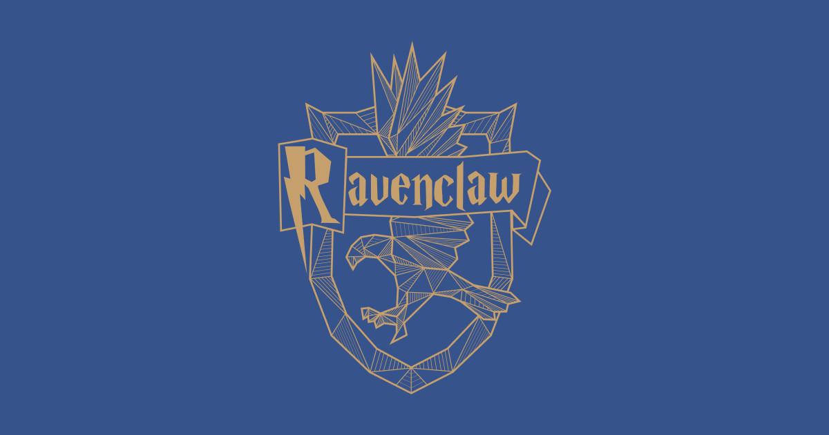ravenclaw crest ravenclaw sticker teepublic