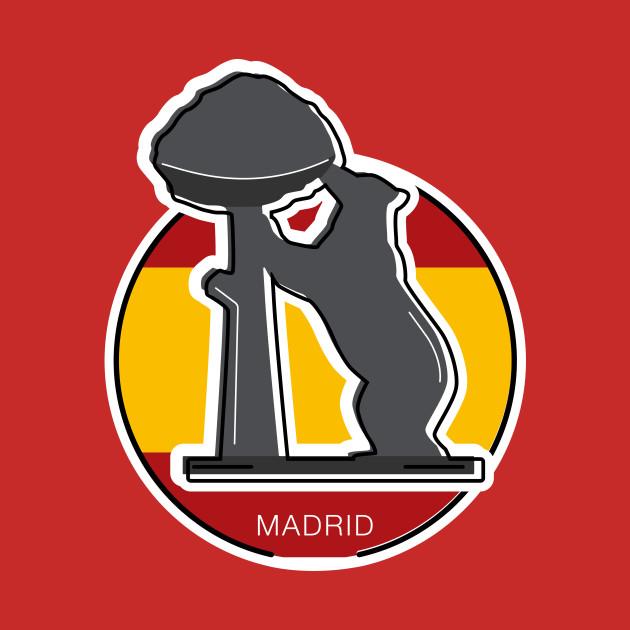 Around the wolrd - Madrid
