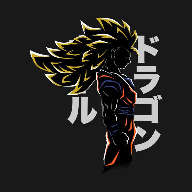 Katakana Super Saiyan 3