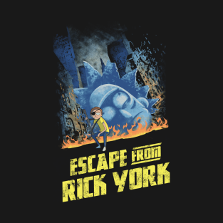 Escape from Rick York