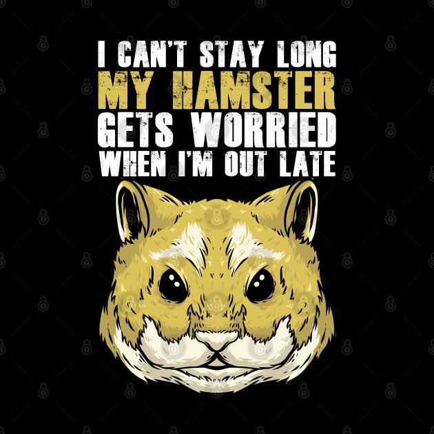 Hamster Pet Animal Hamster Lover Rodent Gift