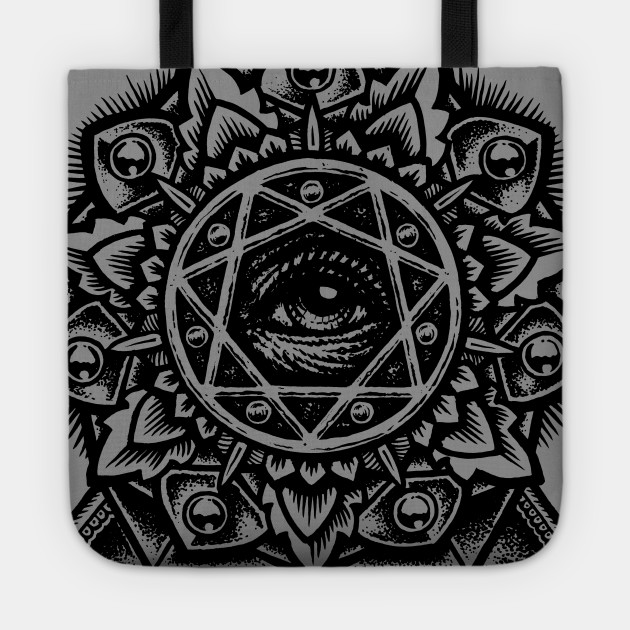 Eye of God Mandala