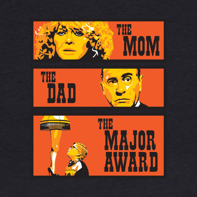The Mom, The Dad, And The Major Award