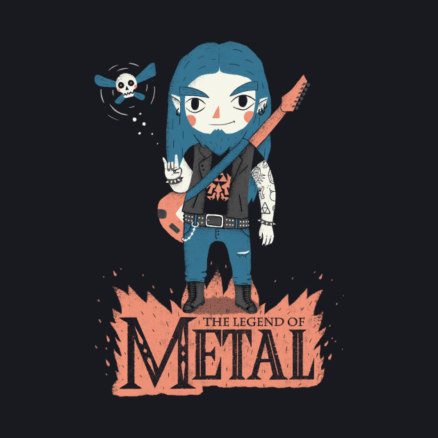 The Legend of Metal