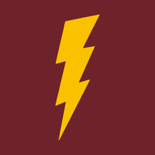 Lightning Bolt Camera Flash T Shirt
