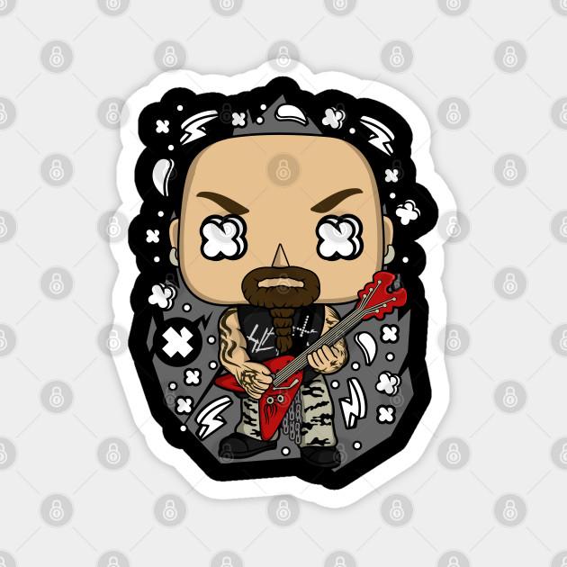 Slayer Pop Art