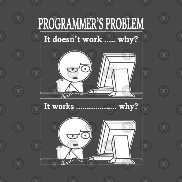 Programmer Coder Software Developer Fun Quote Design