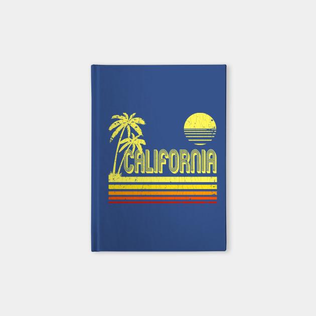Vintage California (distressed look)