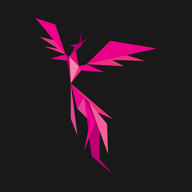 Abstract phoenix