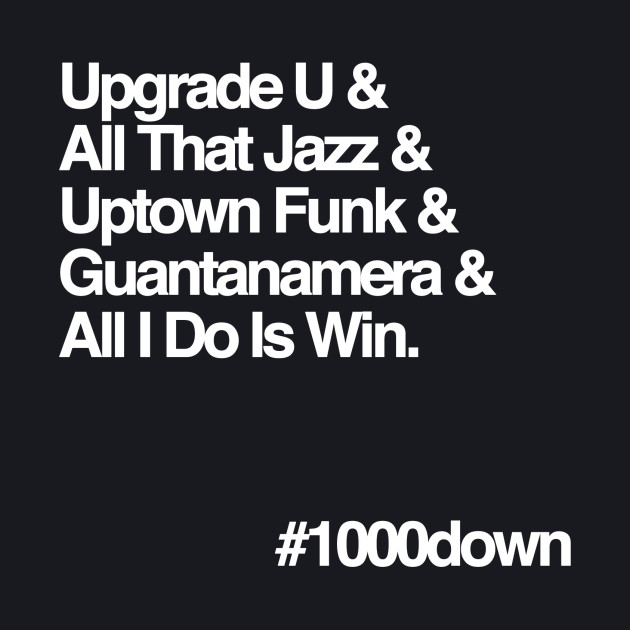 #1000down (white)